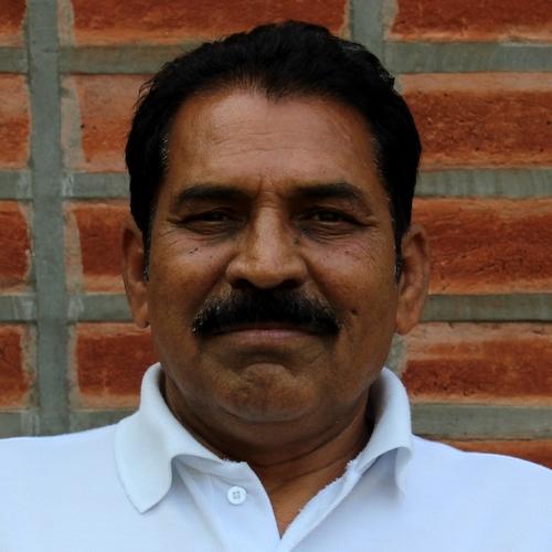 Laljibhai Patel - Coordinator