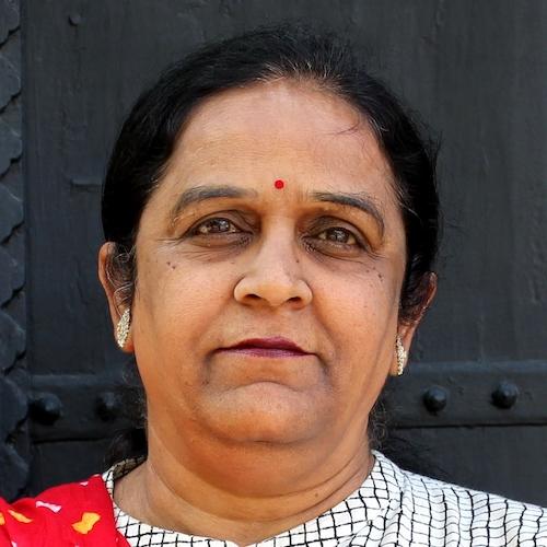 Meenaben Rajput - Coordinator