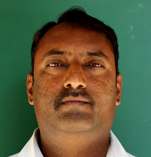 Manishbhai Darbar – Estate and Security Supervisor
