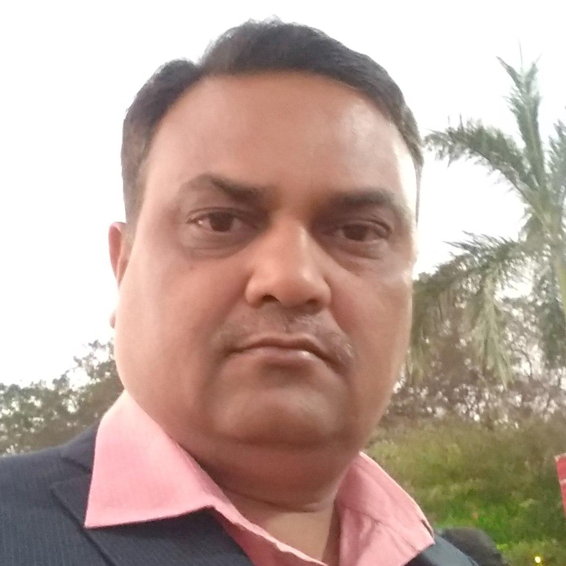 Amitbhai Patel - Head Accountant