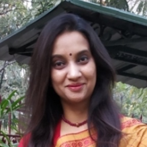 Jankiben Pathak - Asst Coordinator Shishu Vibhag