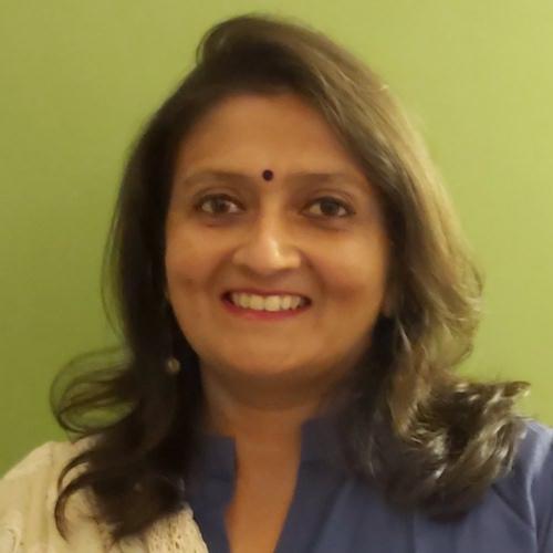 Komalben Bhatha – Asst Coordinator Shishu Vibhag