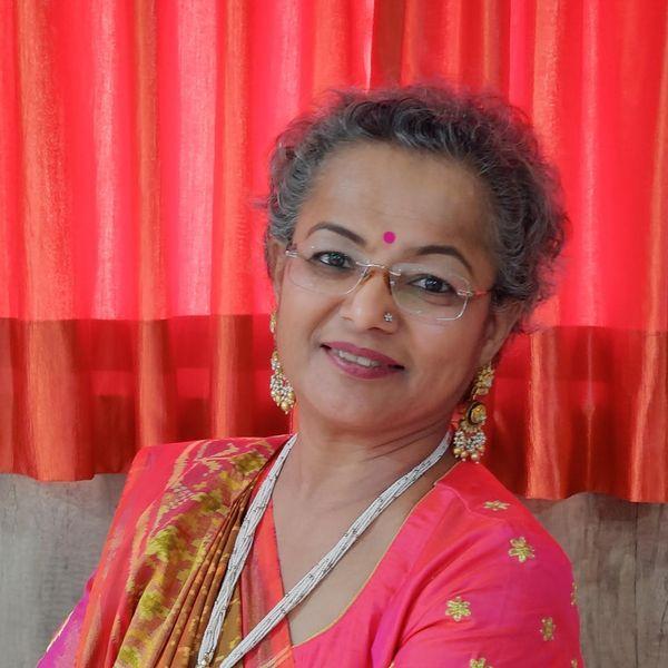 Seemaben Shah – Coordinator Arun Vibhag